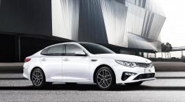 Kia Optima 2019 trình làng, cạnh tranh với Toyota Camry