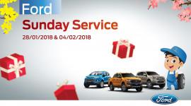 Ford Việt Nam triển khai chương trình Ngày Chủ nhật Dịch vụ