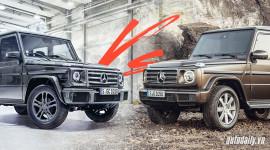 """""""Vua địa hình"""" Mercedes-Benz G-Class 2019 có gì khác biệt thế hệ cũ?"""