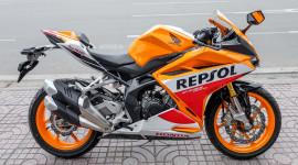 Chi tiết Honda CBR250RR 2018 phiên bản Repsol tại Sài Gòn