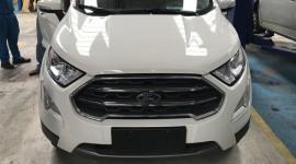 Lộ ảnh Ford EcoSport 2018 chuẩn bị ra mắt tại Việt Nam