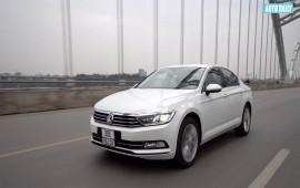 Bảng giá các mẫu xe Volkswagen tháng 4/2018