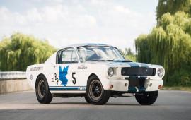 10 chiếc Ford Mustang được đấu giá đắt nhất mọi thời đại