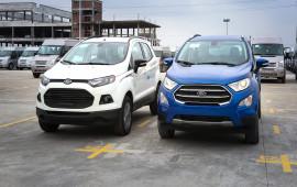 Bảng giá các mẫu xe Ford tháng 7/2018 tại Việt Nam