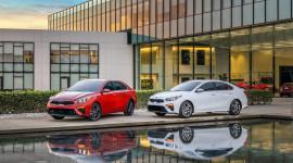 Kia Cerato 2019 sẽ có nhiều phiên bản thú vị hơn