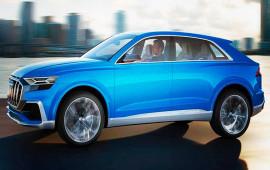 Audi Q8 sẽ đe dọa BMW X6?