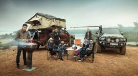 """Khám phá Ford Ranger độ """"khủng"""" theo phong cách Adventure tại Việt Nam"""