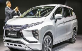 Mitsubishi Xpander đạt tiêu chuẩn an toàn 4 sao ASEAN NCAP
