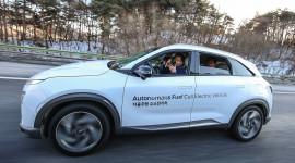 Hyundai trình diễn xe điện tự lái cấp độ 4 đầu tiên trên thế giới
