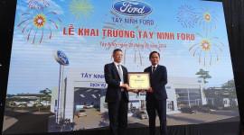 Ford khai trương đại lý chính hãng tại Tây Ninh