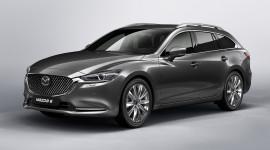 Mazda6 Touring 2018 sử dụng động cơ SkyActiv-X mới