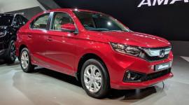 Chi tiết Honda Amaze 2018: Đối thủ của Hyundai Grand i10
