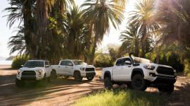"""Ảnh chi tiết """"biệt đội"""" Toyota TRD Pro 2019"""