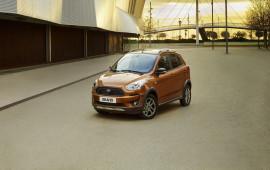 Ford KA+ Active: Xe giá rẻ mang phong cách SUV