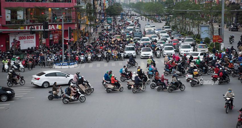 Bí quyết tham gia giao thông an toàn dịp Tết