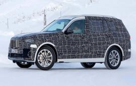 BMW X7 sẽ ra mắt toàn cầu vào tháng 11 tới