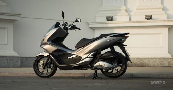 Đánh giá Honda PCX 150 2018 – scooter thành thị giá hơn 70 triệu đồng