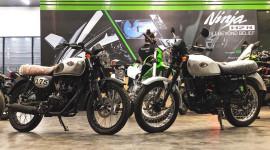Xế hoài cổ Kawasaki W175 SE có giá 68 triệu đồng tại Việt Nam