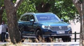 Volkswagen Touareg 2019 trang bị công nghệ tự lái cấp độ 3 như Audi A8