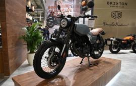 Brixton BX 250 sắp về Việt Nam, giá hơn 70 triệu đồng