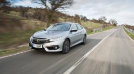 Honda Civic 2018 máy dầu siêu tiết kiệm