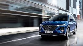 Tất tần tật về Hyundai Santa Fe 2019