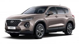 Ảnh chi tiết Hyundai Santa Fe 2019