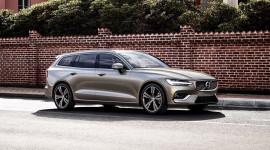 Volvo V60 mới: Mẫu wagon hấp dẫn với công nghệ tiên tiến