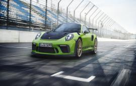 Porsche 911 GT3 RS 2019 chính thức lộ diện