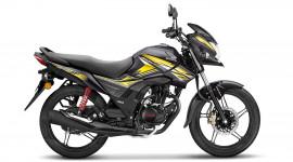 Xe côn tay giá rẻ Honda CB 125 Shine SP 2018 trình làng