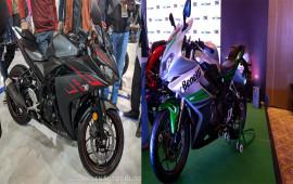 So sánh Yamaha YZF-R3 2018 và Benelli 302R 2018