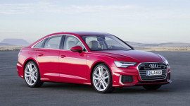 Audi A6 2019 chính thức lộ diện