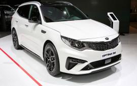 Kia Optima 2018 thay đổi phong cách, công nghệ và động cơ