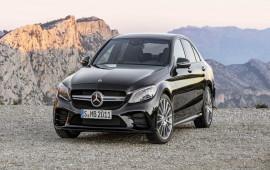 Mercedes-AMG C43 4Matic 2019 lộ diện, công suất 390 mã lực