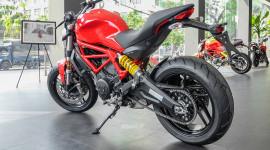Ảnh chi tiết Ducati Monster 797