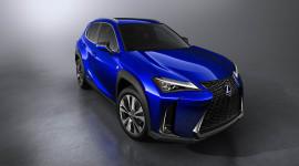 Ảnh chi tiết Lexus UX hoàn toàn mới