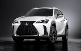 """Lexus UX – """"Tân binh"""" SUV hạng sang cỡ nhỏ"""