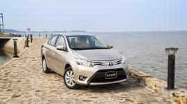 Bảng giá xe Toyota tại thị trường Việt Nam tháng 3/2018