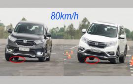 Video: So sánh Honda CR-V thế hệ mới và cũ