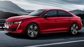 Peugeot vén màn 508 phiên bản 2019 hoàn toàn mới