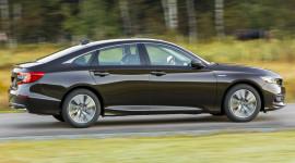 Honda Accord Hybrid 2018 tiêu thụ 5 lít/100km