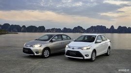 Toyota được lòng kháchhàng Việt nhất năm 2017