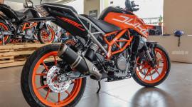 Ảnh chi tiết KTM 390 Duke 2018