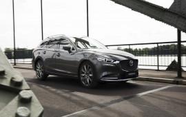 Mazda6 Turbo 2018 có giá từ 29.200 USD