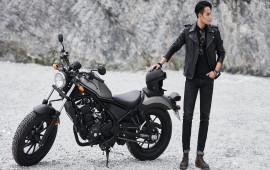 Duy Minh Next Top cá tính cùng Rebel 300