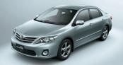 Toyota Việt Nam triệu hồi gần 17.000 xe Corolla