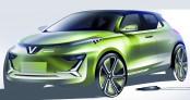 Lộ diện ôtô điện và ôtô cỡ nhỏ VINFAST được chọn nhiều nhất