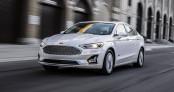 Ford Fusion 2019: Phong cách và công nghệ mới