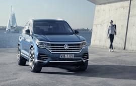 Volkswagen Touareg 2019: Lột xác hoàn toàn