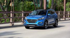 Hyundai Tucson Sport 2018 có giá từ 25.150 USD